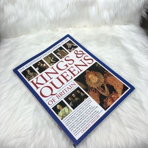 Kings & Queens of Britain Book